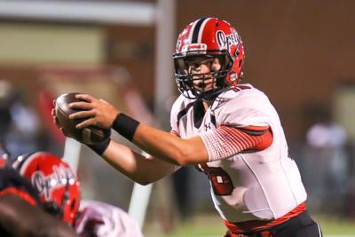 Opelika vs. Central-Phenix City high school football