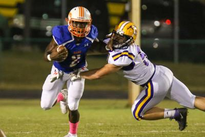 Tallassee vs. Valley high school football
