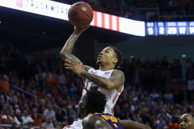 Auburn vs. LSU men's basketball