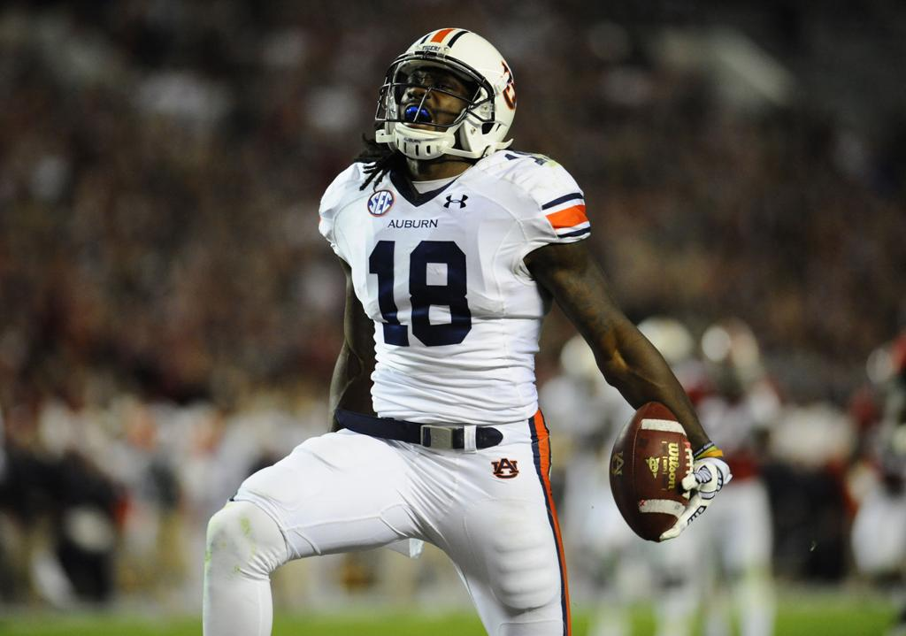buy online 4df0d 9ab0c Sammie Coates drafted by Pittsburgh Steelers in third round ...