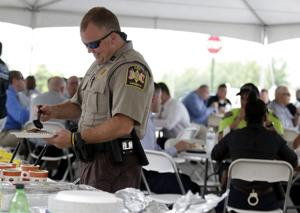 District Attorney's Office appreciates law enforcement with lunch