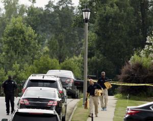 Auburn police investigating a homicide