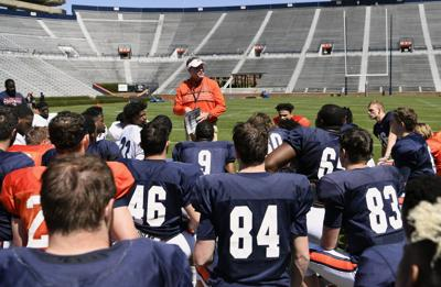 A New Coach Malzahn Tigers Players Respond To Head Coach S