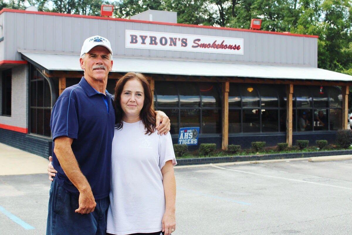 Byron's Smokehouse 1