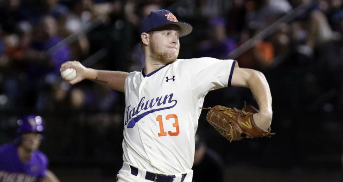 Auburn players, signees selected on Day 3 of 2018 MLB Draft