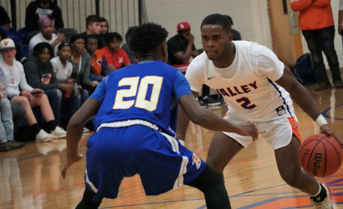 Valley Beauregard basketball