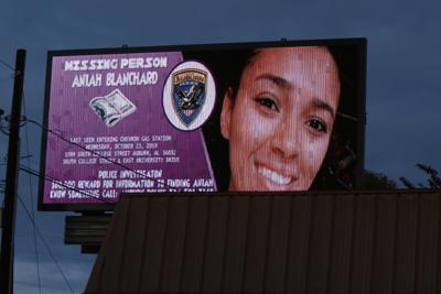 Aniah Blanchard billboards