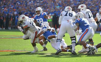 'Ready to step up': With Whitlow out, Auburn turns to youngsters at running back