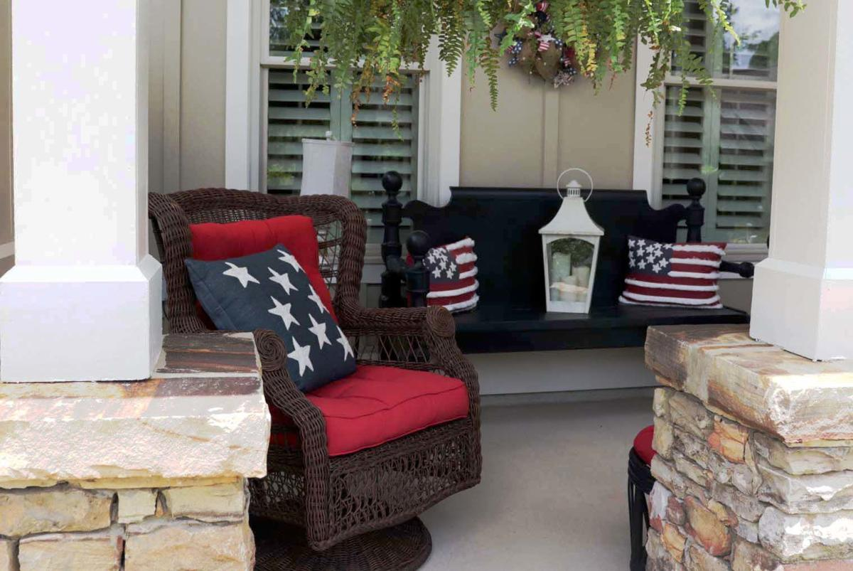 Keep Opelika Beautiful wants to see patriotic porches