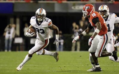 Auburn at Georgia
