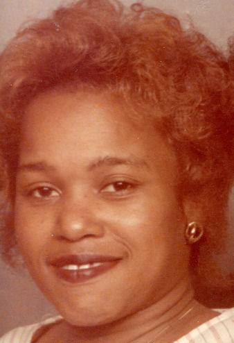 Richardson, Mary Ann (Dot) Pitts