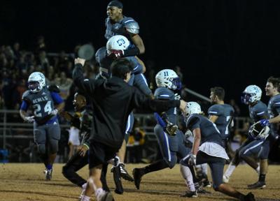 Reeltown vs. Leroy high school football