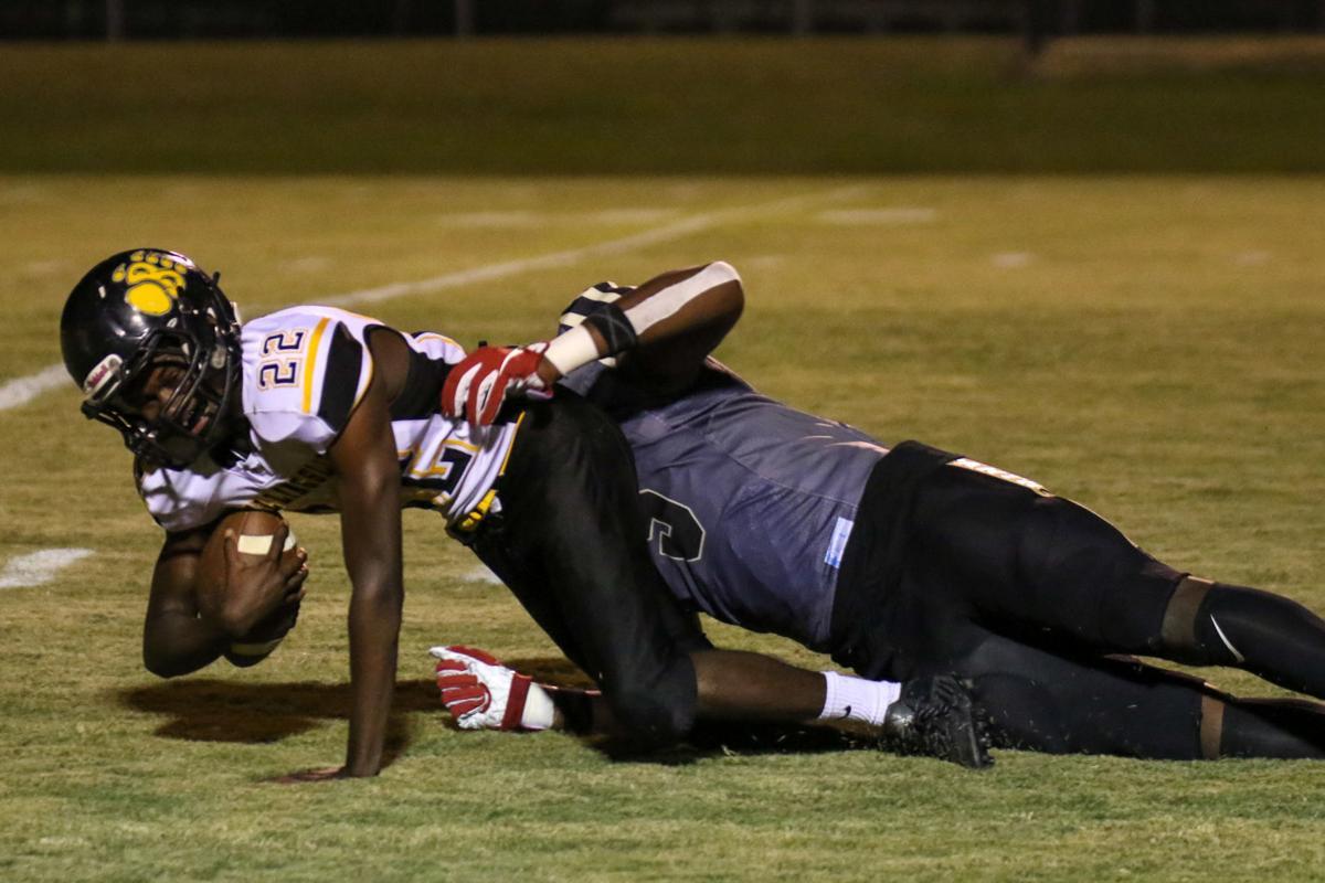 Lanett vs. Billingsley high school football