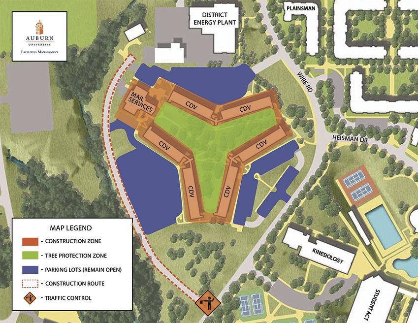Demolition of CDV complex to start Monday | Auburn | oanow.com