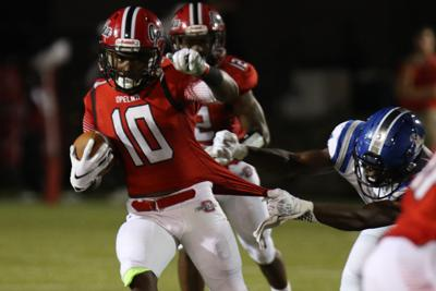 Auburn vs. Opelika high school football