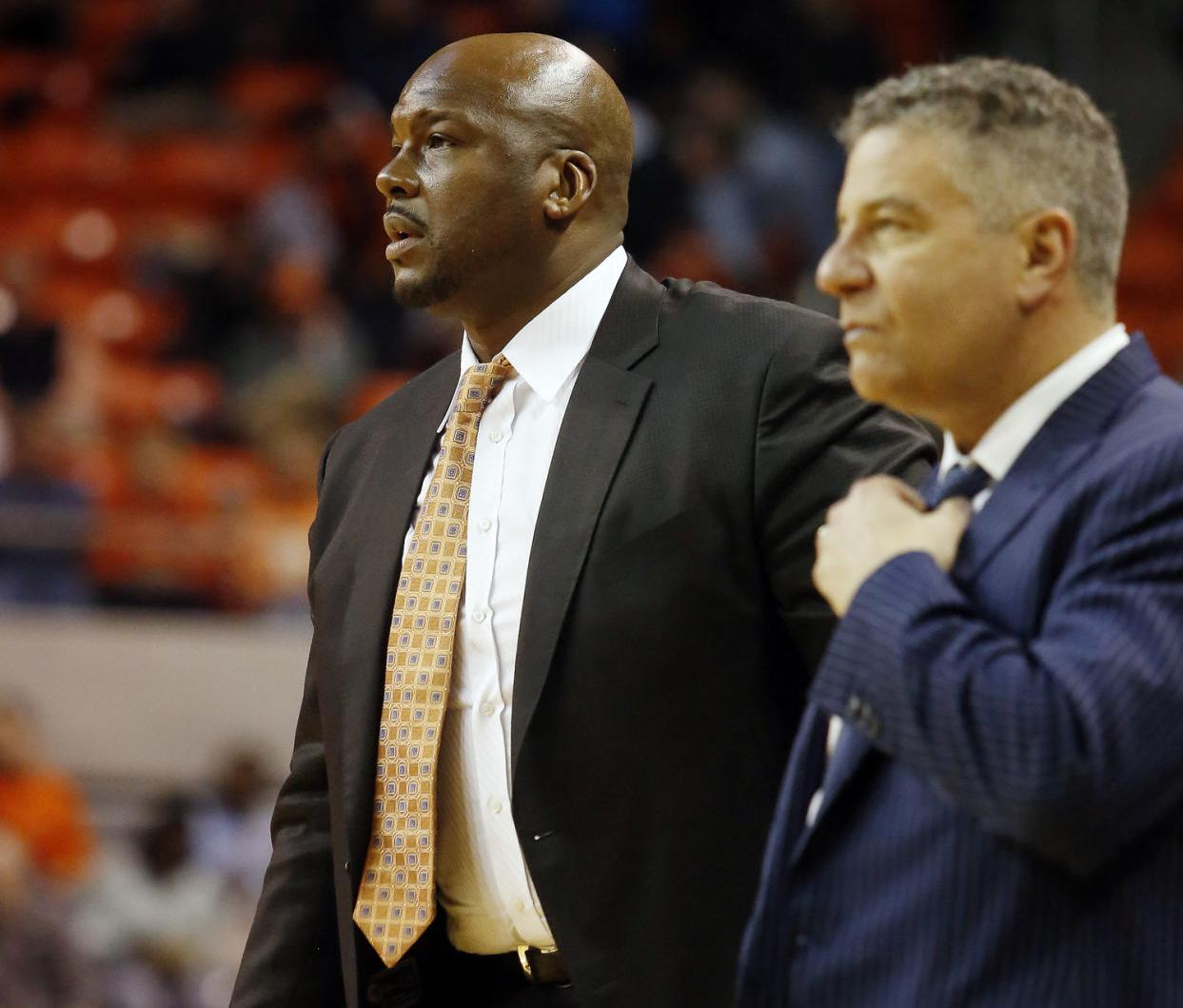 Chuck Person indicted by grand jury Tuesday is no longer an
