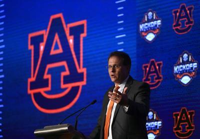 Auburn at SEC Media Days