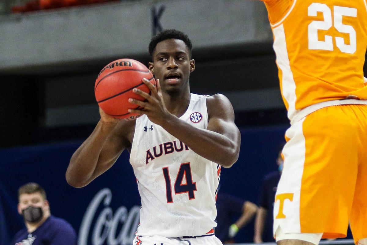 Auburn vs. Tennessee men's basketball (copy)
