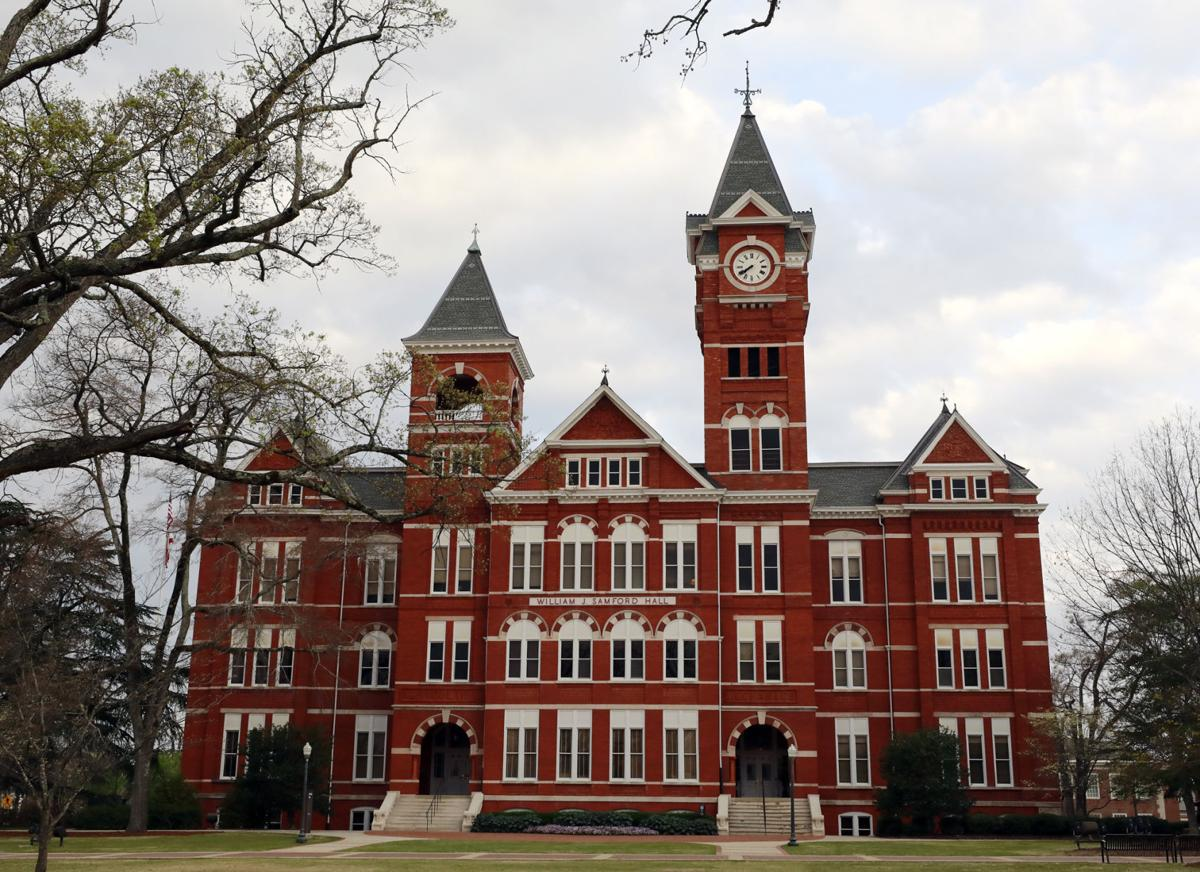 Exterior: AU Board Of Trustees To Talk Construction Projects, New