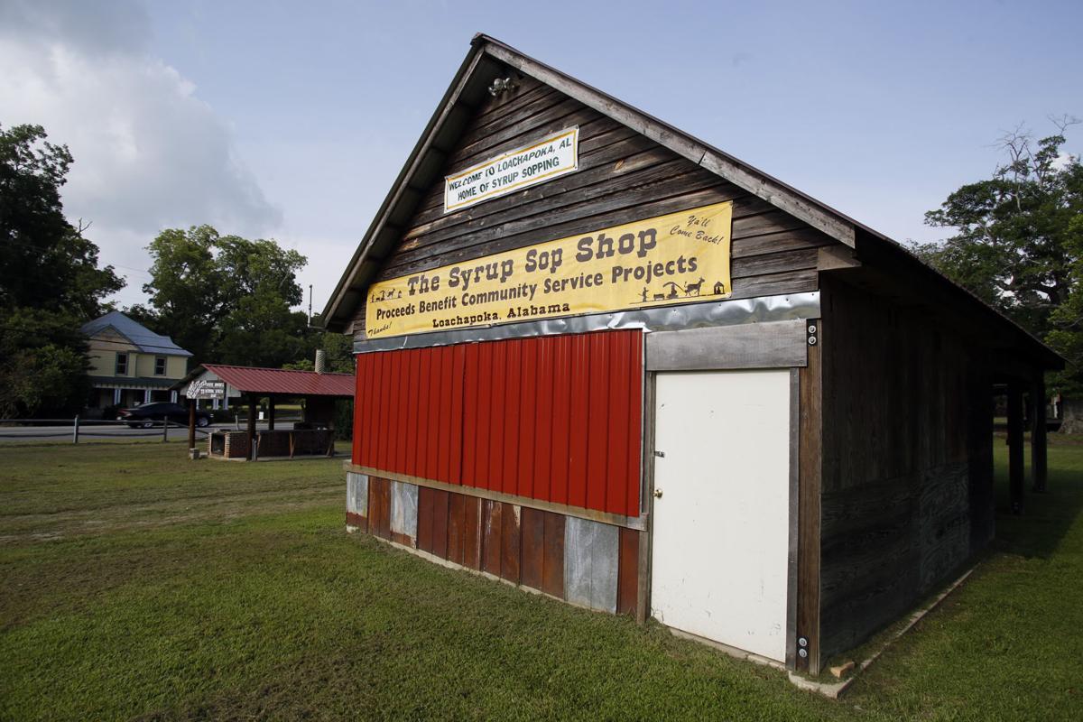 Loachapoka Syrup Sopping site