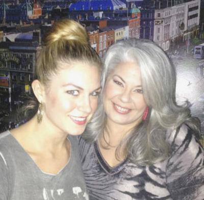 Mallory Hagan and Mandy Moore