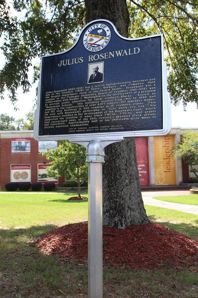 New historical-marker trail in Tuskegee honors history trailblazers