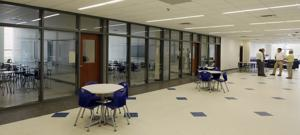 Safety concern over Auburn High School's glass walls prompts review