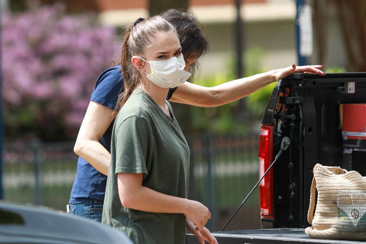 Auburn University coronavirus early move-out