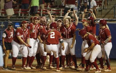 0604 Alabama softball photo