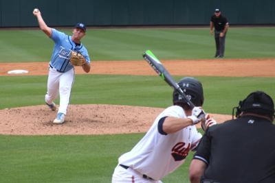 North Carolina vs. Auburn, June 9