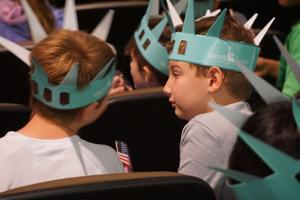 Auburn third-graders learn how to be 'super citizens'