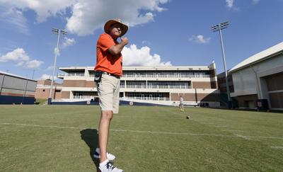 Another dream in another time: Texas-born Gus Malzahn leads
