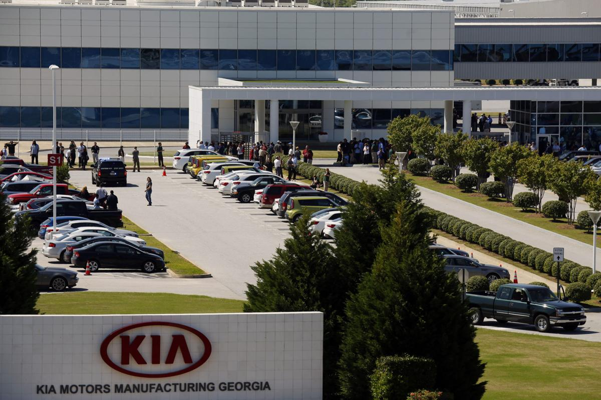 one person airlifted one in custody after shooting at kia plant in west point local news. Black Bedroom Furniture Sets. Home Design Ideas