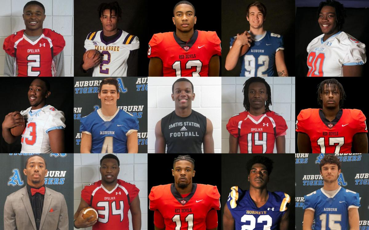 2019 All-Area Large School Defense