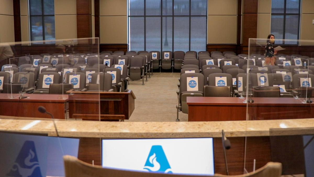 Auburn City Council to host first meeting in new Council chamber