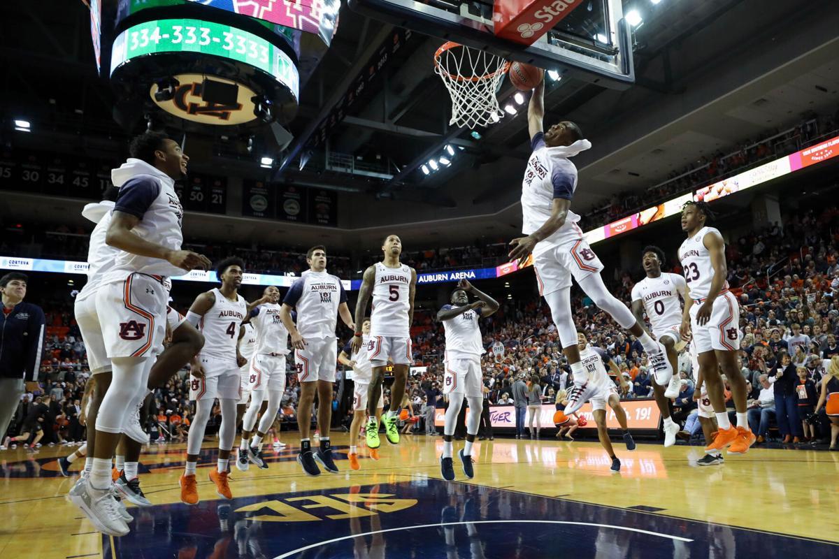 Auburn vs. Iowa State men's basketball