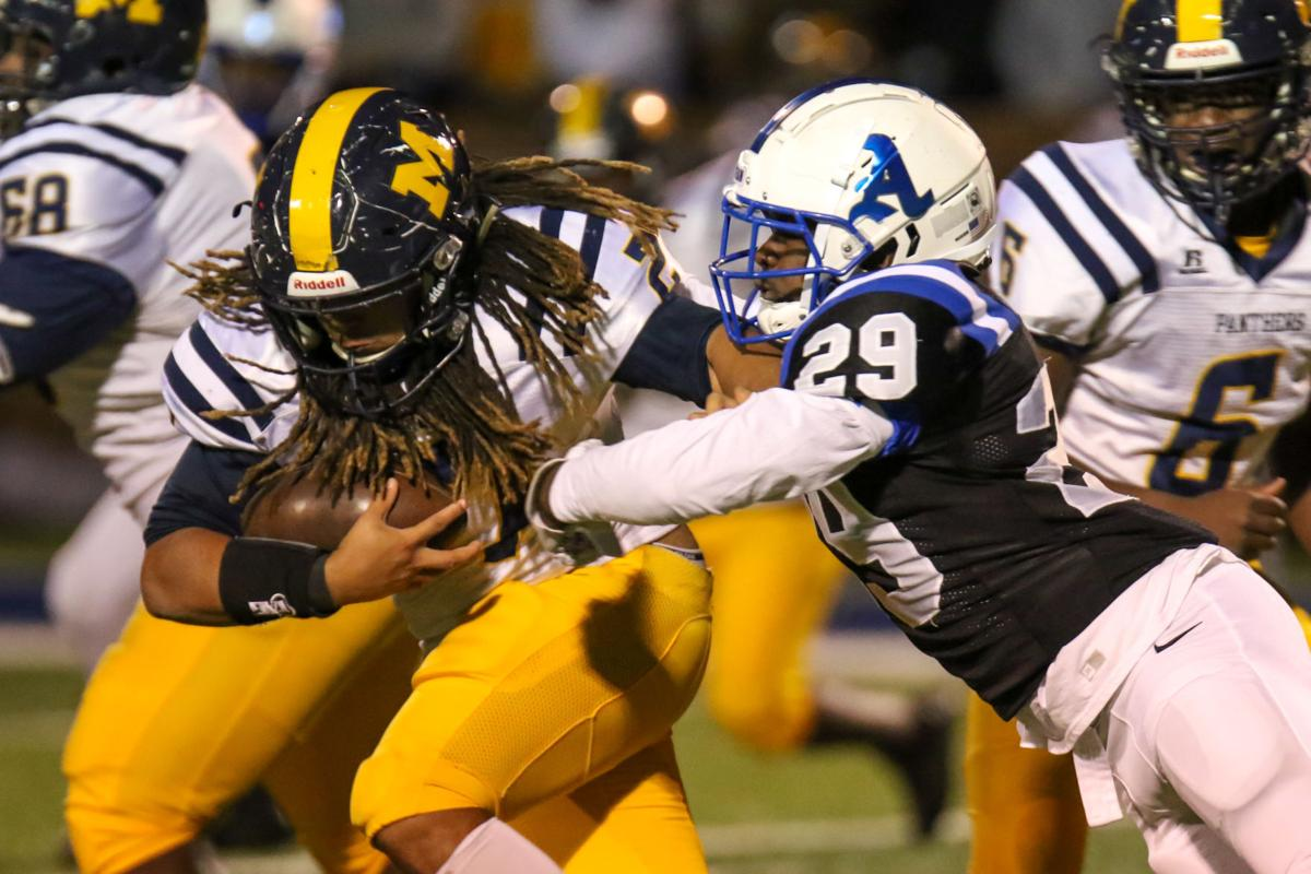 Auburn High vs. Murphy high school football