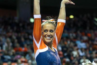 Auburn vs. Missouri gymnastics