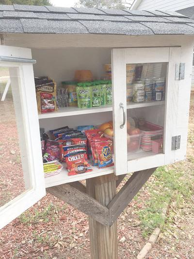 Our House Food Pantry