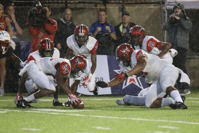 Central-Phenix City vs. Hoover high school football