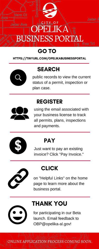 Opelika business portal