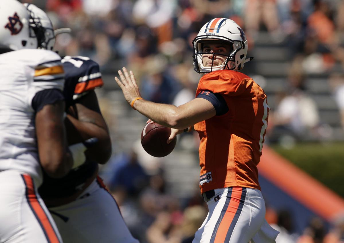 Jarrett Stidham 'going to be successful,' Texas A&M coach ...