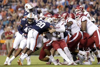 Auburn vs. Arkansas