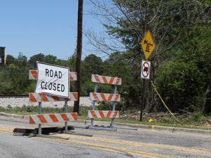 North Gay Street turn lane to close during work