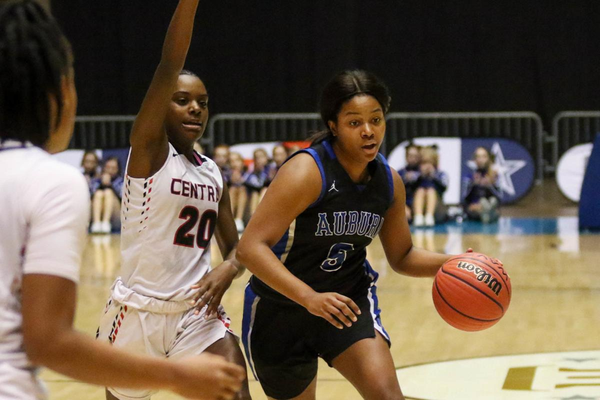 Auburn High vs. Central-Phenix City girls Class 7A Regional Finals