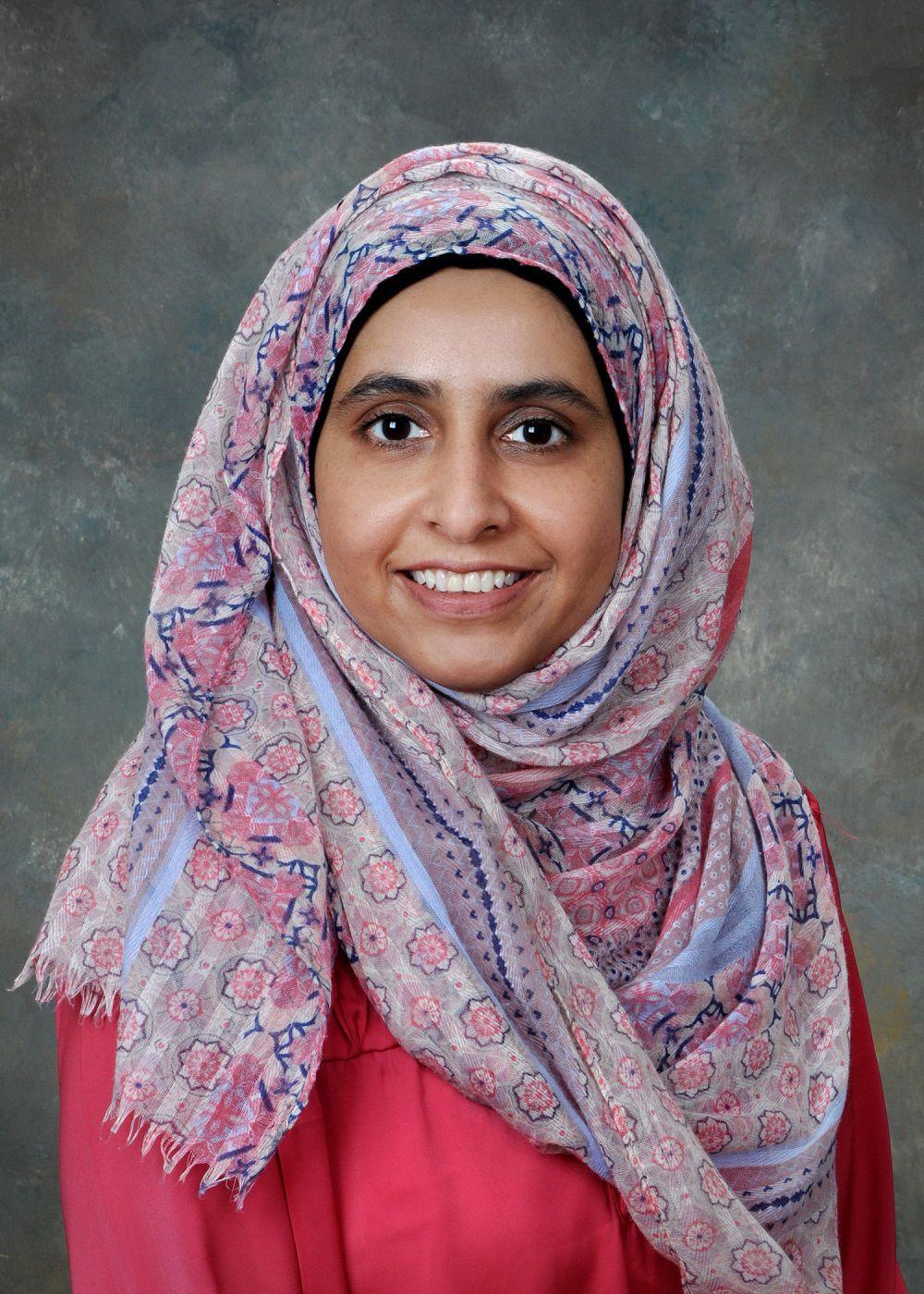 Dr Zarmeena Ali