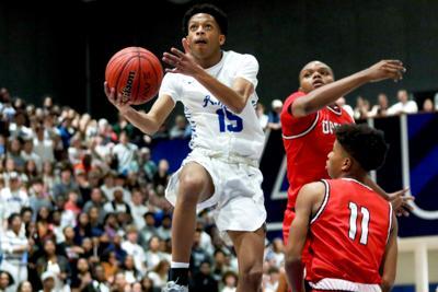 Auburn High vs. Opelika boys basketball