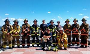 Auburn, Opelika firefighters honor 9/11 firefighters