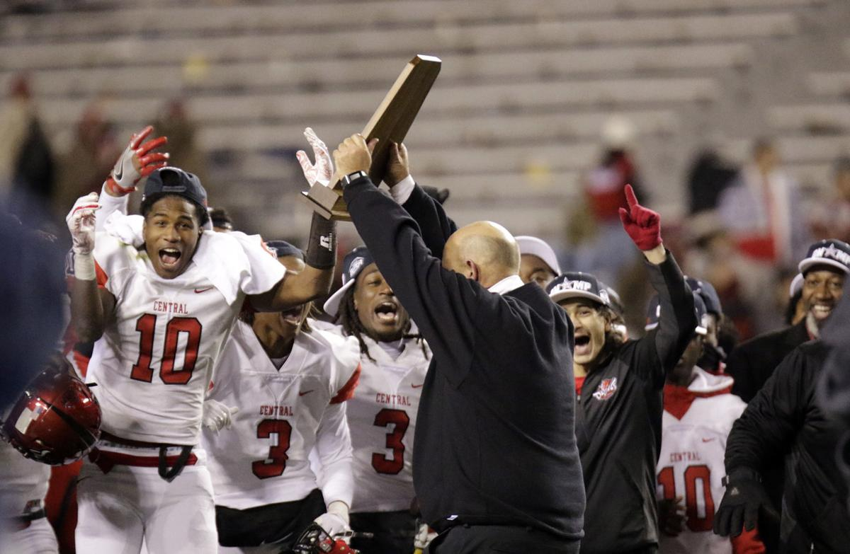Central Red Devils State Champions