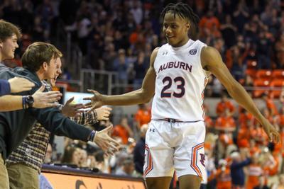 Auburn vs. Vanderbilt men's basketball